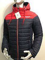 Мужская весенняя куртка Reebok  копия, куртка Рибок