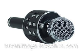 Беспроводной микрофон-караоке bluetooth