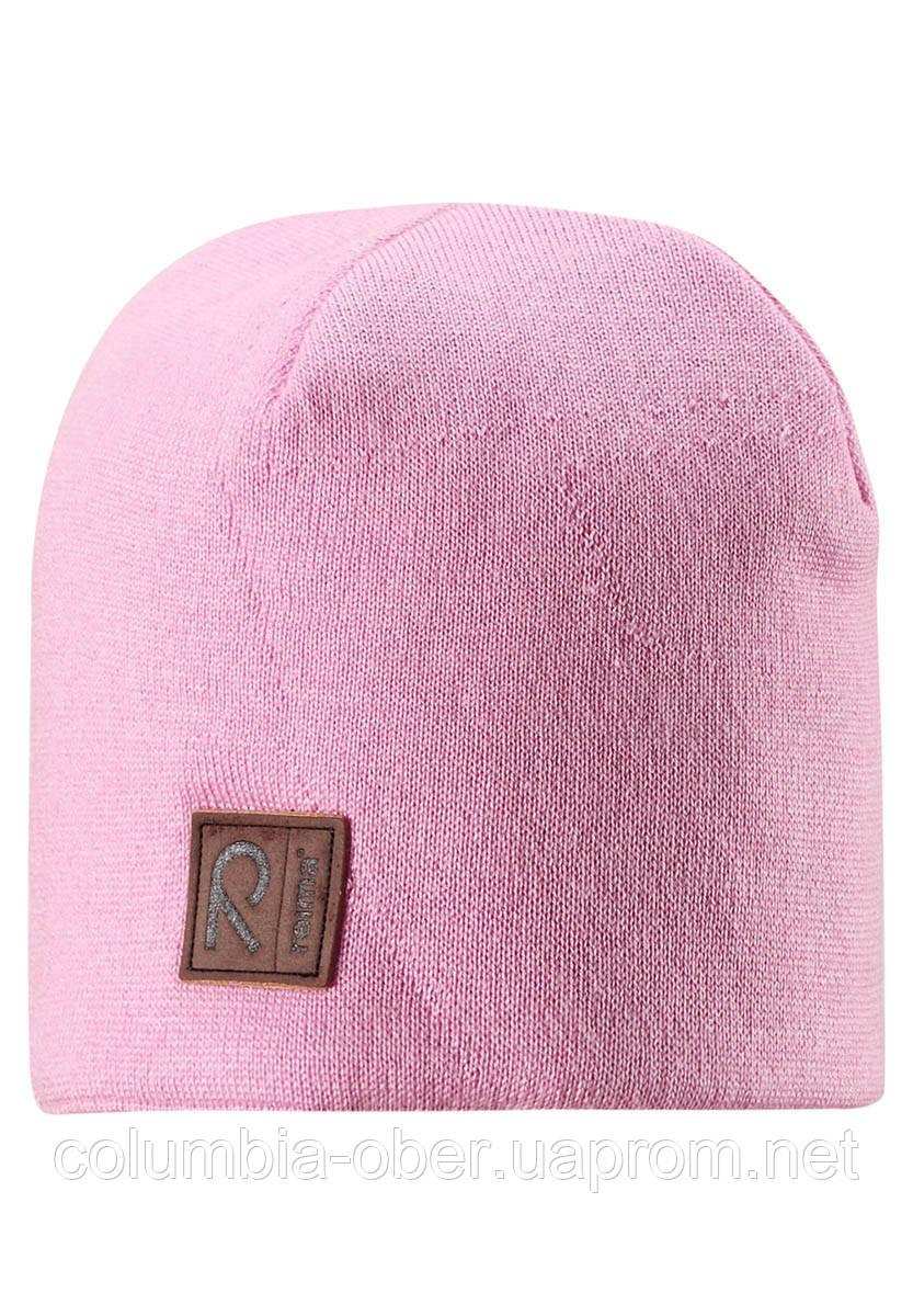 Зимняя шапка для девочки Reima Kirnu 538028-4190. Размер 54.