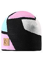 Зимняя шапка для девочки Reima Kirnu 538028-419A. Размер 52-56.