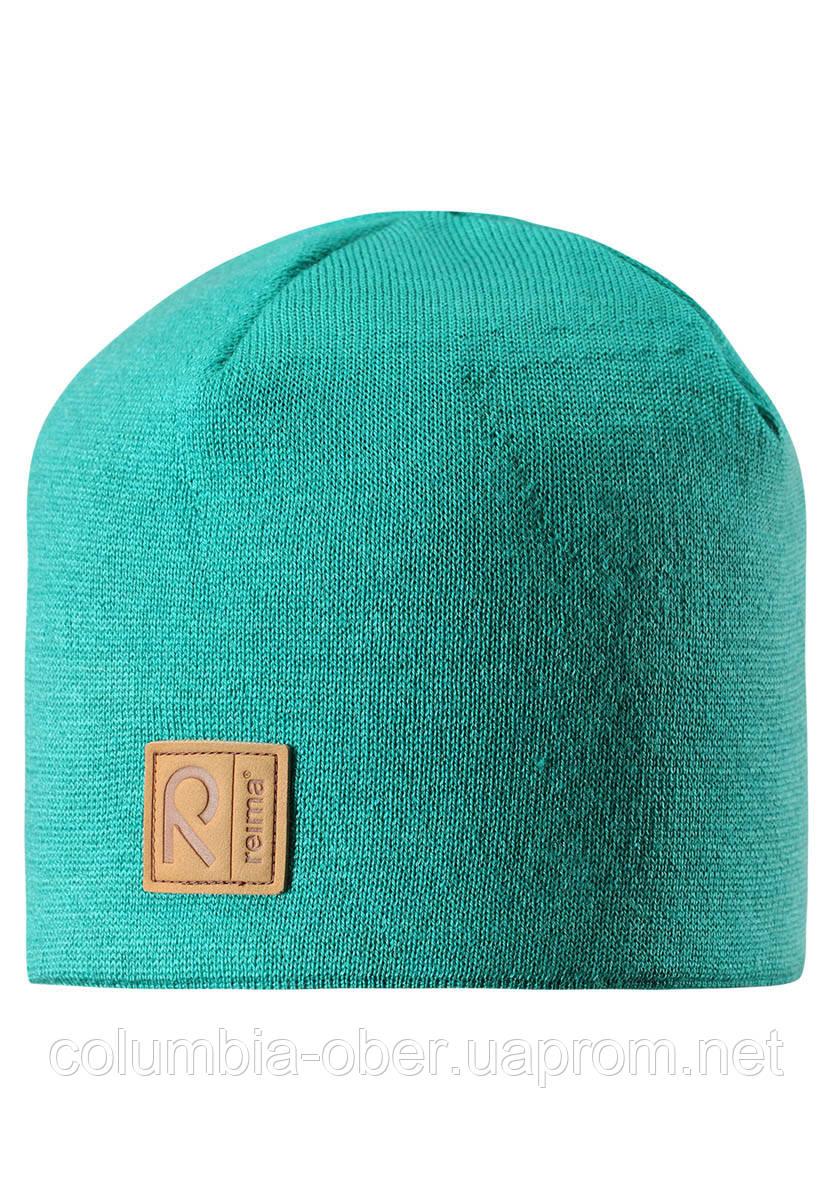 Зимняя шапка для девочки Reima Kirnu 538028-8860. Размер 54-56.