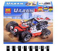 """Конструктор URBAN """"Спорткар Багі"""" 87дет. (коробка) 10644р.19*17*4,5см (Ч)"""