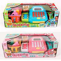 Кассовый аппарат SK70CD калькулятор,сканер, продукты,корзина,зв,2в,бат,в кор,37,5-15,5-12,5 см ( Ч )