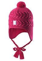 Зимняя шапка для девочки Reima Hiutale 518428-3920. Размеры 46 и 48., фото 1