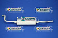 Глушитель 2115 Мотор Сич ВАЗ-2113 (2115-1201005)