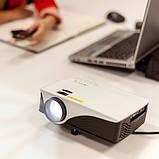 Проектор Forever MLP-100 LED   Контрастность 1500:1, фото 6