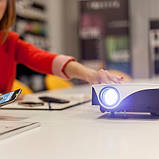 Проектор Forever MLP-100 LED   Контрастность 1500:1, фото 9