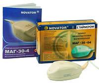Портативный аппарат для низкочастотной магнитотерапии МАГ-30-4-Т с таймером