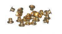 Заклепки 4,5 мм золото (для ручного) уп/250шт