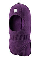Зимняя шапка - шлем для девочки Reima Starrie 518422-5930. Размер 46., фото 1