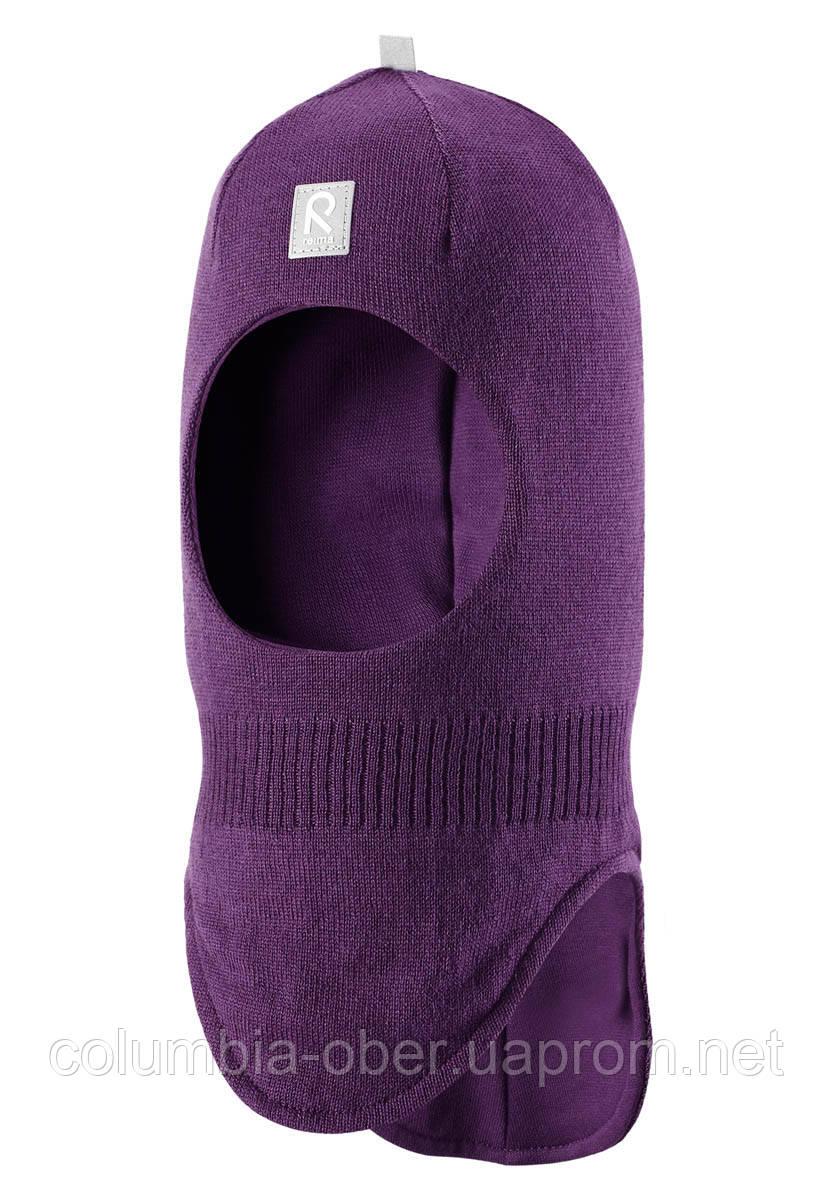 Зимняя шапка - шлем для девочки Reima Starrie 518422-5930. Размер 46.