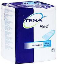 Гигиенические пеленки Tena Bed Plus 60х90 20шт.