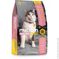 Корм Для Кошек Nutram Sound Balanced Wellness S5 Natural Adult & Senior Cat Food 20кг