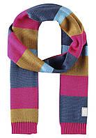 Зимний шарф для девочки Reima Nyland 528544-462A. Размер один.
