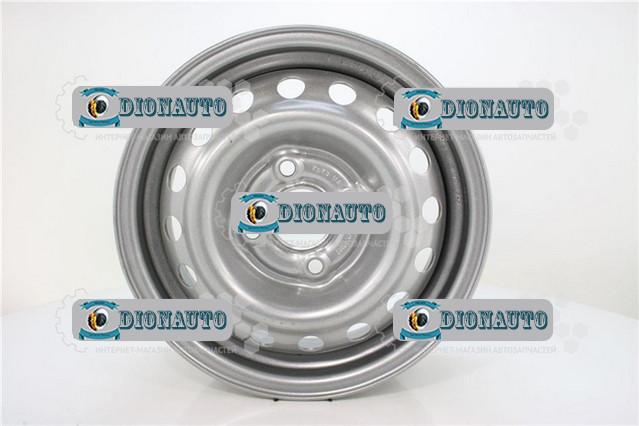 Диск колеса Ланос, Сенс (Серый)  5х13Н2 Chevrolet Lanos (95490089)