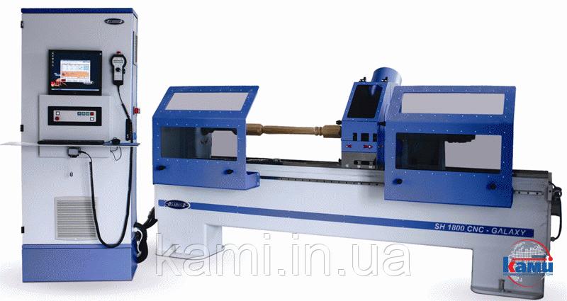 Токарный станок с ЧПУ GALAXI SH 1800 CNC