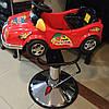 Перукарське дитяче крісло-машинка для стрижки ZD2101, фото 3