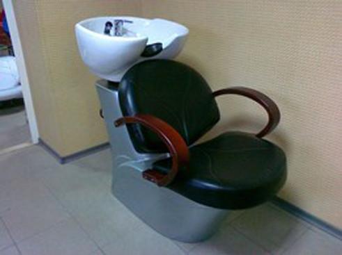 Мойка парикмахерская с креслом М006123