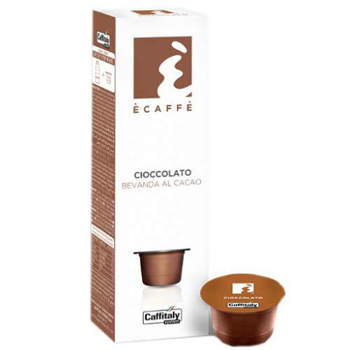 Горячий шоколад в капсулах Caffitaly Ecaffe Cacao - 20 шт