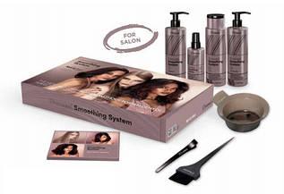 FRAMESI SMOOTHING SYSTEM-кератиновое выпрямление волос