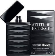 Парфюмированная вода Giorgio Armani Attitude Extreme