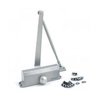 Доводчик Merlion MRC-4065, усилие 40-65 кг, серебро