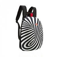 Рюкзак SHELL цвета ZEBRA  Zipit арт. ZSHL-BWS