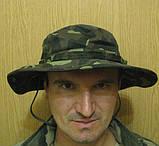 """Шляпа камуфлированная с широкими полями """"Украина-2"""", фото 2"""