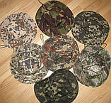 """Шляпа камуфлированная с широкими полями """"Украина-2"""", фото 3"""