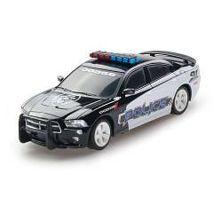 Автомодель - DODGE CHARGER POLICE 2014 (черный,1:26) 89731