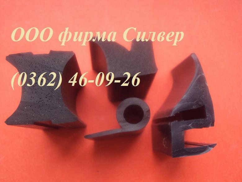 Уплотнители различной формы и конфигурации