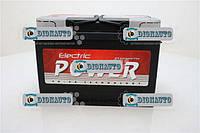 Аккумулятор 72 AH 680A Electric Power Евро 276*175*175