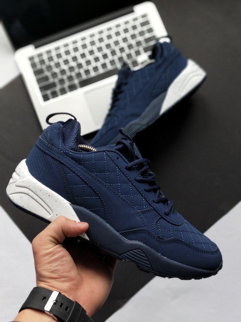 79905295 Зимние кроссовки Puma Blaze of Glory Winter Shoes. Живое фото! Топ качество!  (