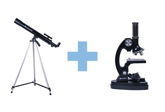 Телескоп + микроскоп OPTICON