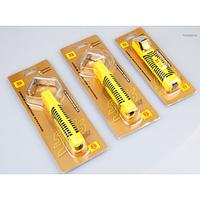 Инструмент для зачистки кабеля BS-530844, диаметр кабеля 37-47мм, yellow