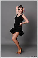 Платье для танцев латина Fenist № 095
