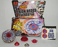 """Набор Beyblade (BB123)+Арена Бейблейд """"Fusion Hades AD145SWD"""""""