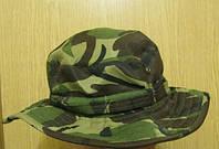 """Шляпа камуфлированная с широкими полями """"Лес"""""""