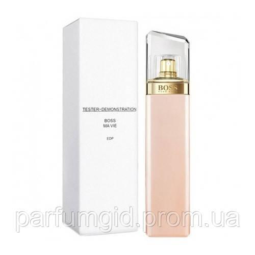 4651c390a957 Hugo Boss Ma Vie Intense pour femme EDP 75ml TESTER (ORIGINAL) (парфюмированная  вода
