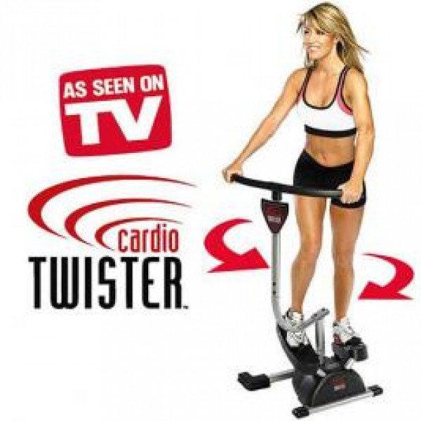 Тренажер для тела Кардио Твистер (Cardio Twister)