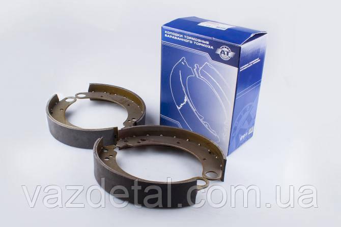 Колодки гальмівні задні волга ГАЗ (АТ)