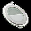 Светодиодный врезной светильник Bellson Multi круг для дома (18 Вт, 200 мм)