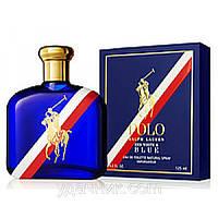 Мужская туалетная вода Polo Red White & Blue Ralph Lauren -фужерный аромат