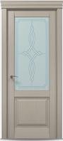 "Двери межкомнатные Папа карло ""Millenium ML-11""  бевелс экошпон renolit"
