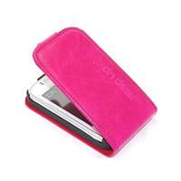 Чехол-флип для Nokia 200 розовый, фото 1