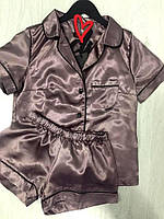 пижама рубашка и шорты женская ТМ Exclusive