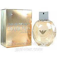 Парфюмированная вода Emporio Armani Diamonds Intense (сладкий, восточный аромат)