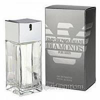 Мужская туалетная вода Emporio Armani Diamonds for Men
