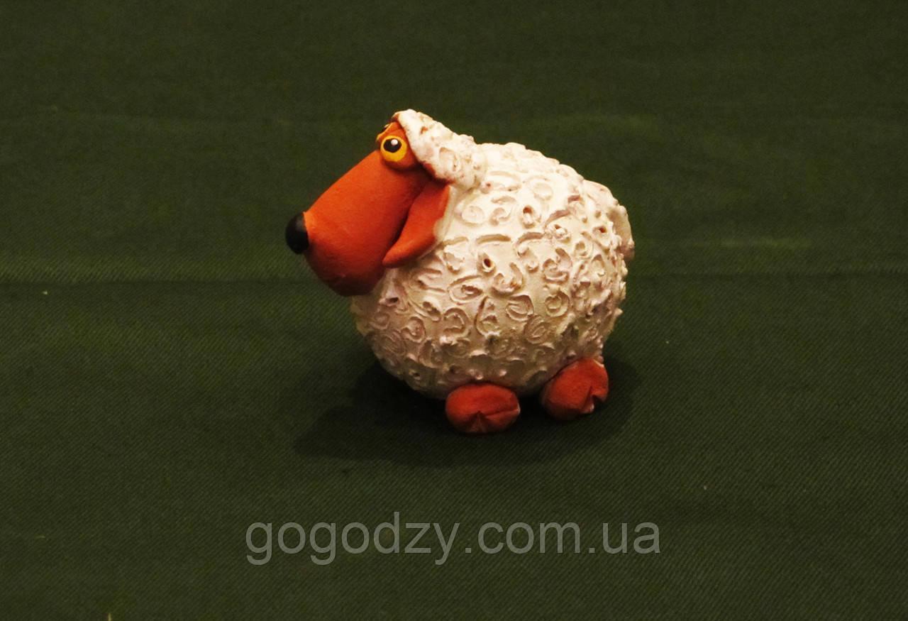 """Керамічна фігурка """"Вівця"""""""