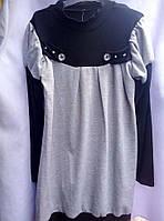 Платье-туника детская на девочек
